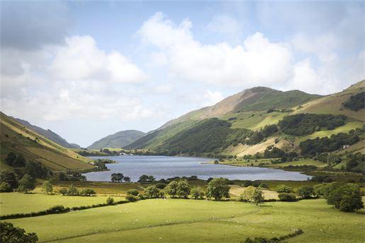 Tal y Llyn, Snowdonia, North Wales