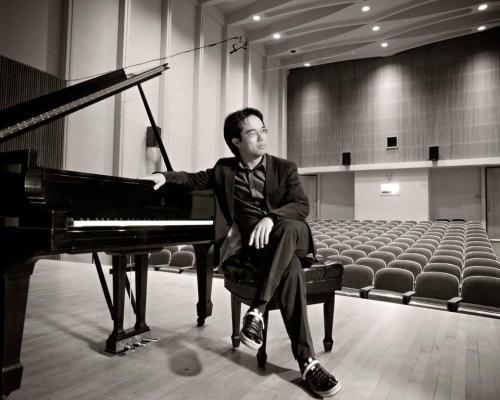 Zsolt Bognár, pianist