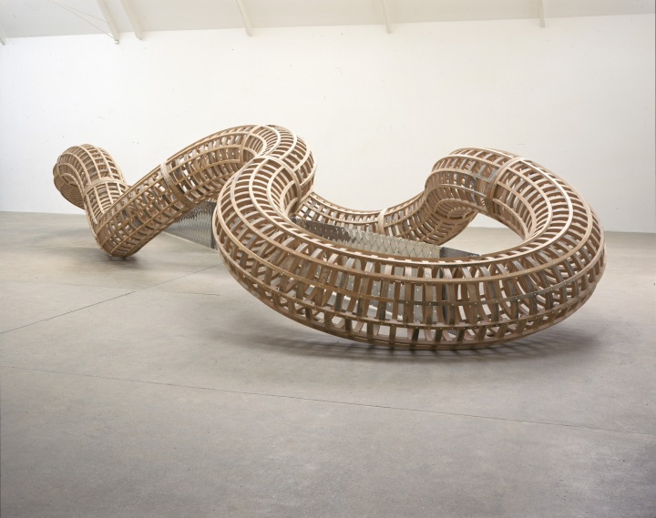 Richard Deacon - After 1998 ©Tate