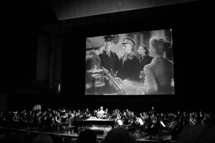 Leon McCawley & the LPO (photo (c) Leon McCawley)