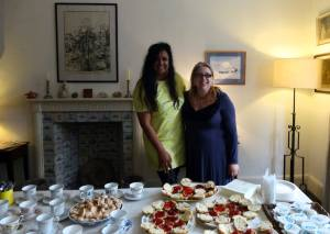 South London Concert Series co-founders and directors Lorraine Liyanage and Frances Wilson