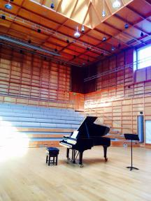 The Colyer-Fergusson Hall, University of Kent