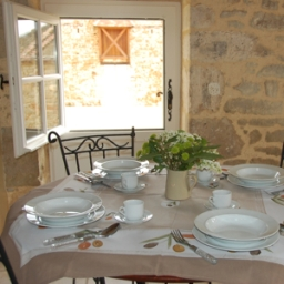 Accommodation at La Balie