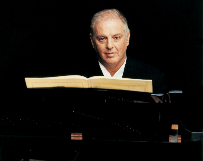 Daniel Barenboim: Schubert Piano Sonatas, concert 1