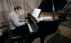 Alan Rusbridger, a keen amateur pianist