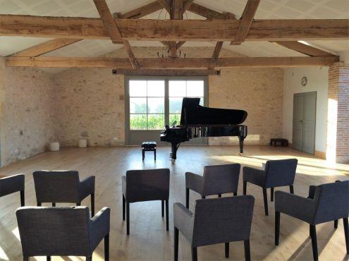 The Studio at La Balie France