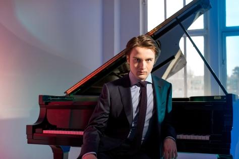 An elite pianist - Daniil Trifonov (source: Intermusica)