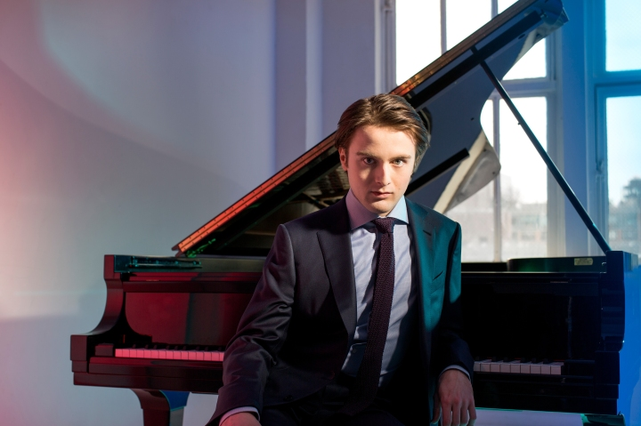 An elite pianist - Daniil Trifonov (source: Intermusica)