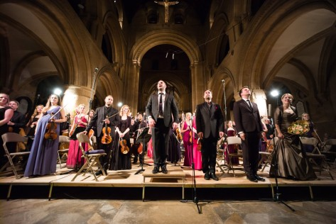 The Dream of Gerontius at Southwell Music Festival (photo Nick Rutter)