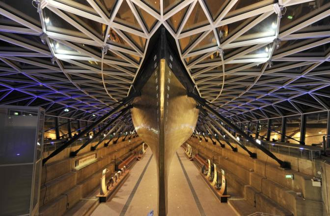 All aboard for Voyages of the Sea at the Cutty Sark