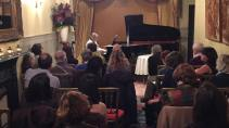 A London Piano Meetup Group event at the 1901 Arts Club