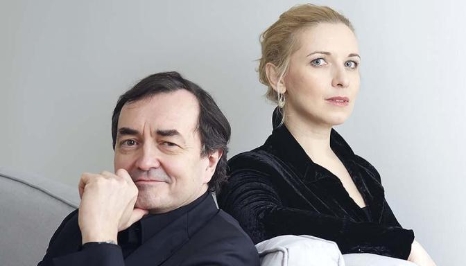 Breathtaking pianism: Pierre-Laurent Aimard and Tamara Stefanovich at St John's Smith