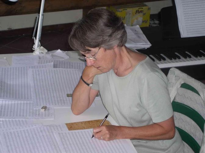 Meet the Artist……Nicola LeFanu, composer