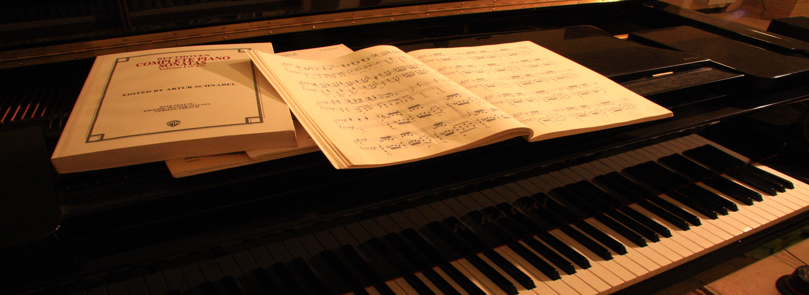An intensive piano week in Italy