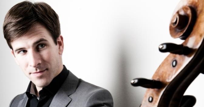 Meet the Artist……Guy Johnston, cellist