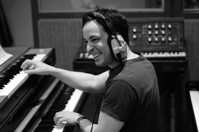 Meet the Artist……Jason Rebello, pianist