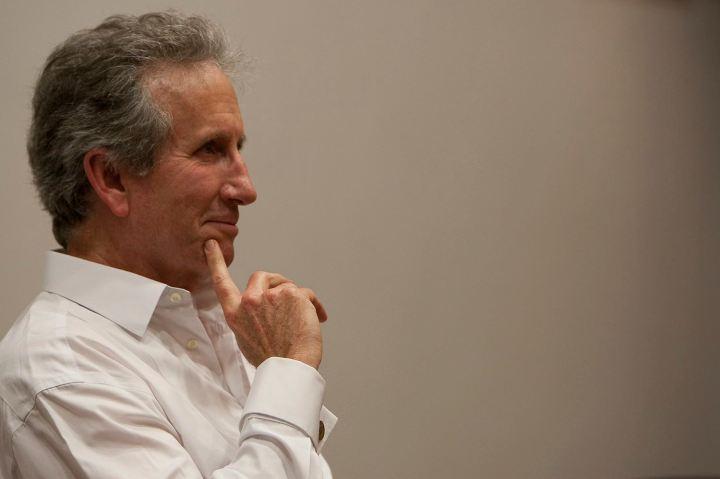 Steve at Barbican/G Crumb 2011