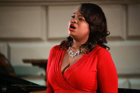 Chanae Curtis, soprano