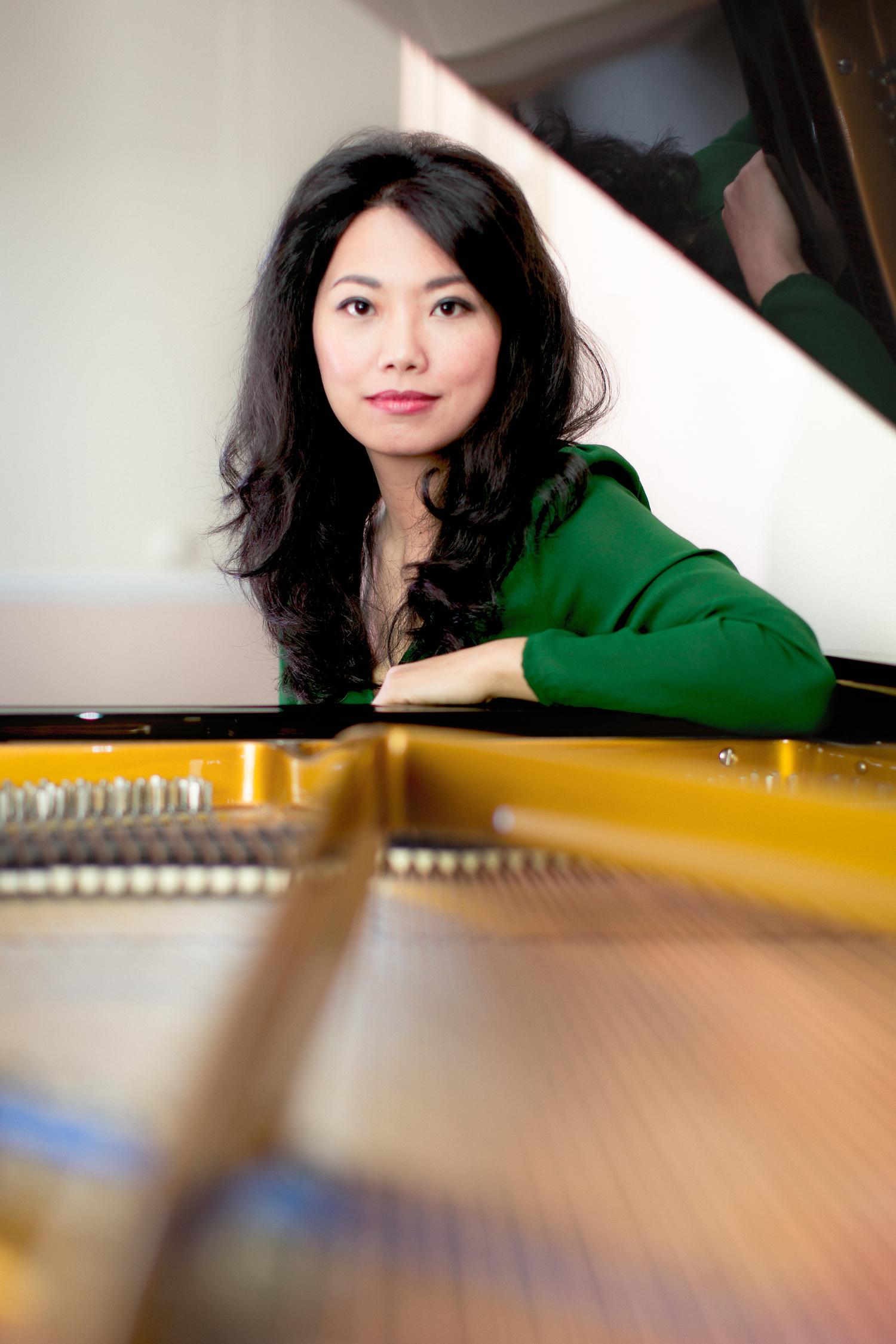 Meet the Artist – Chenyin Li, pianist