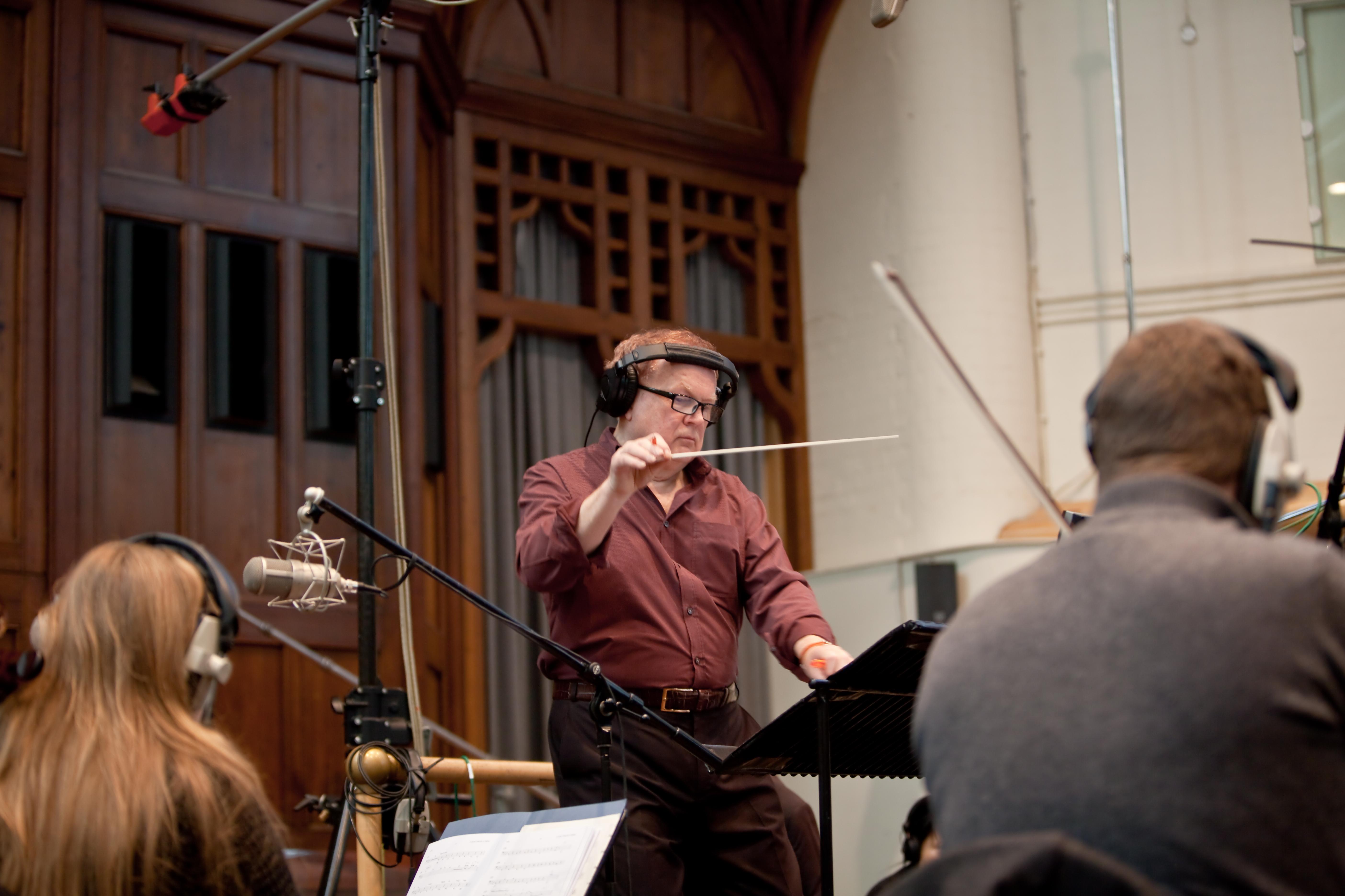 Mike-Batt-conducting-Credit-Claire-Williams
