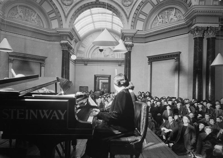 Admission One Shilling: Myra Hess in her own words