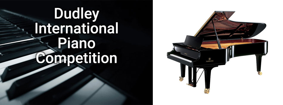 Dudley International Piano Competition needs your help – The Cross