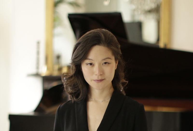 Meet the Artist – Min-Jung Kym, pianist