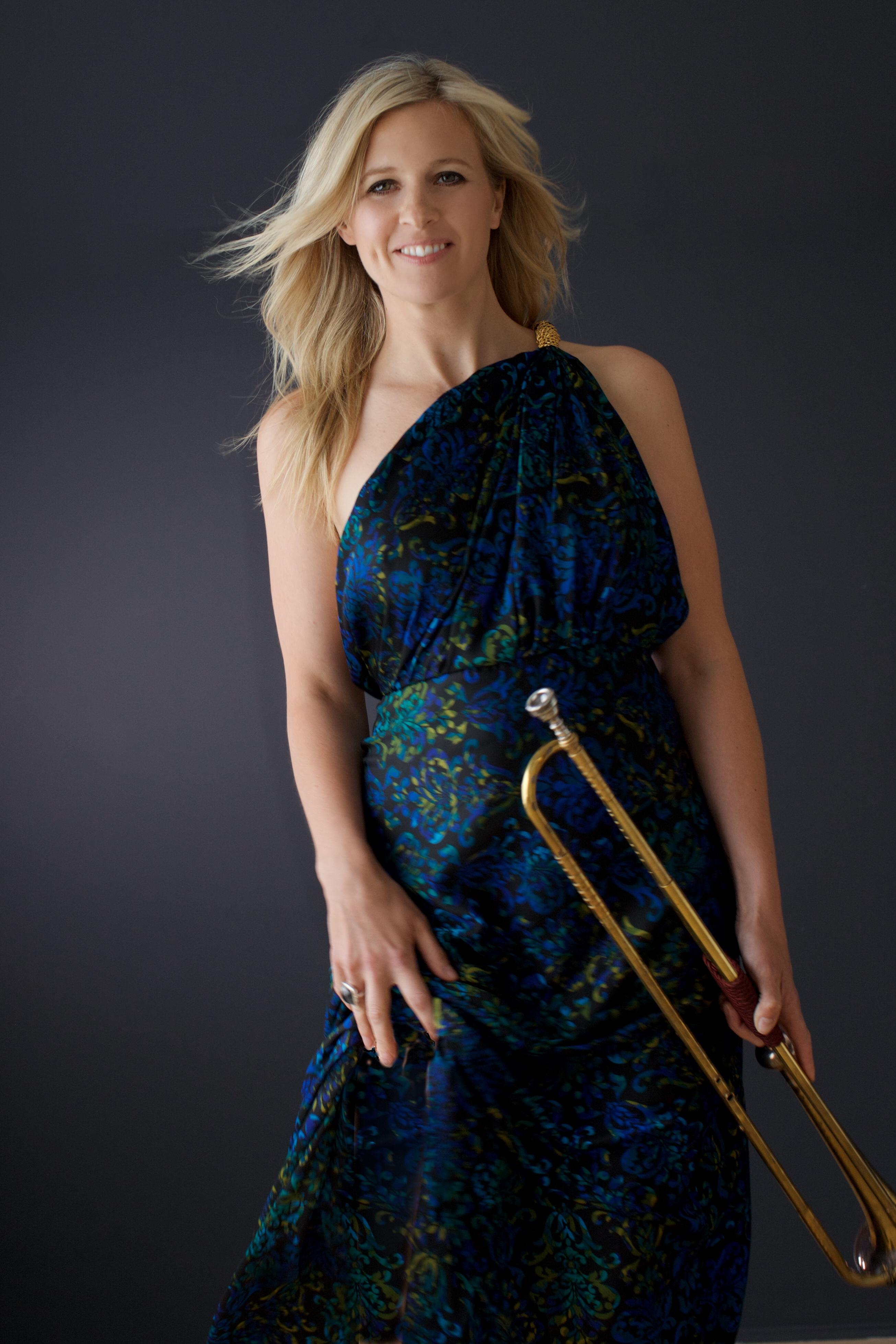 Meet the Artist – Alison Balsom, trumpeter