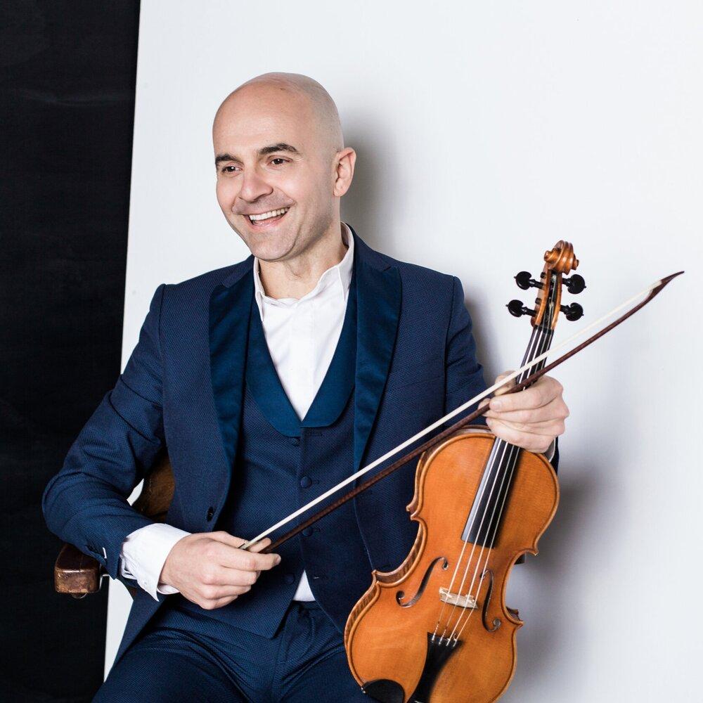 Meet the Artist – Alessandro Tampieri, violinist