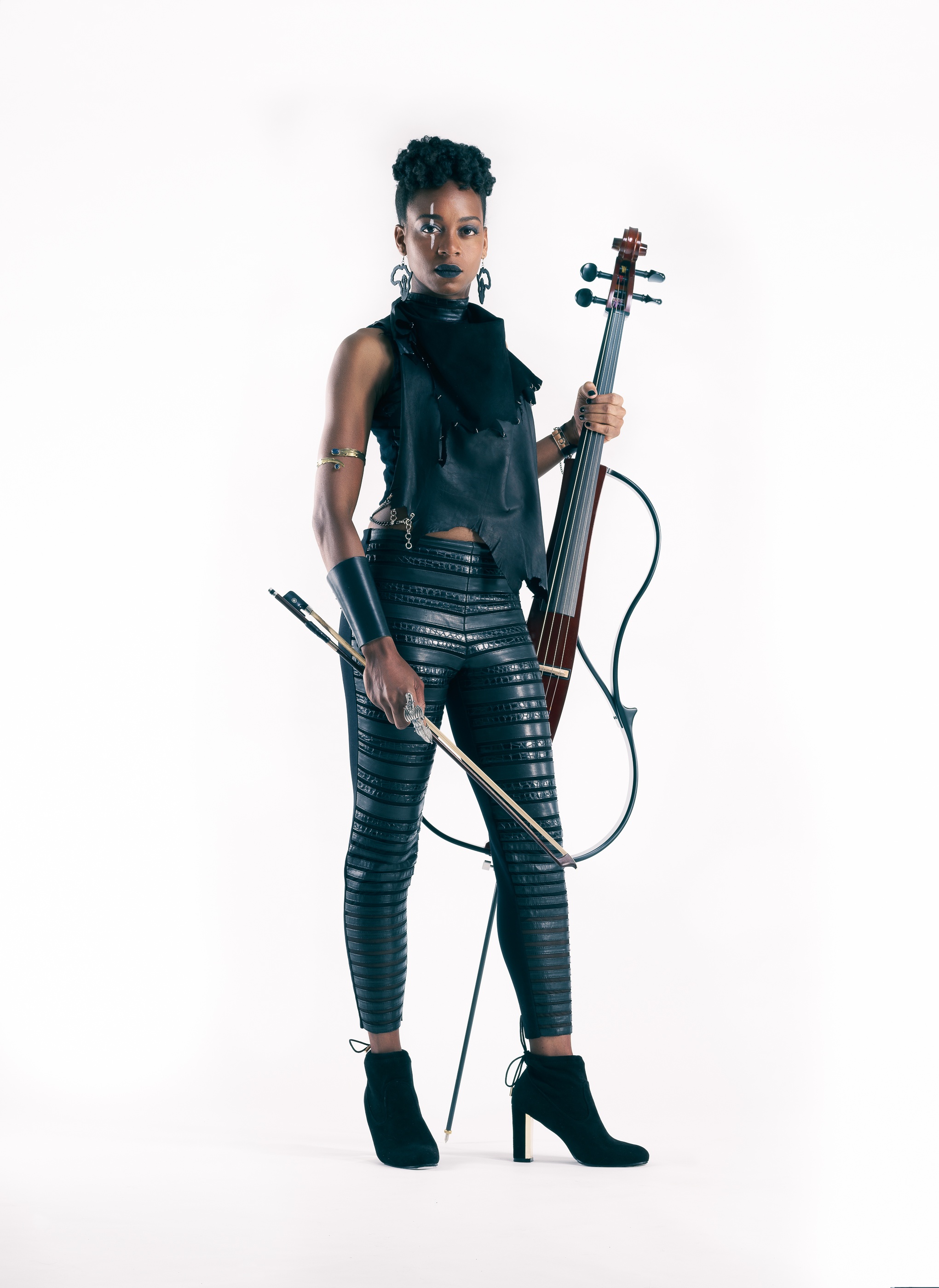 Meet the Artist – Ayanna Witter-Johnson, cellist & vocalist