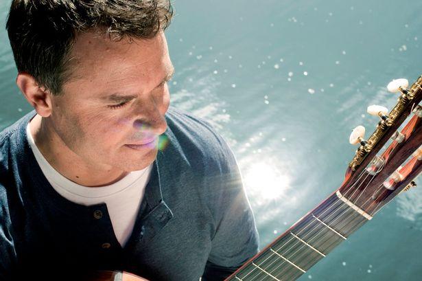 Meet the Artist – Craig Ogden, guitarist