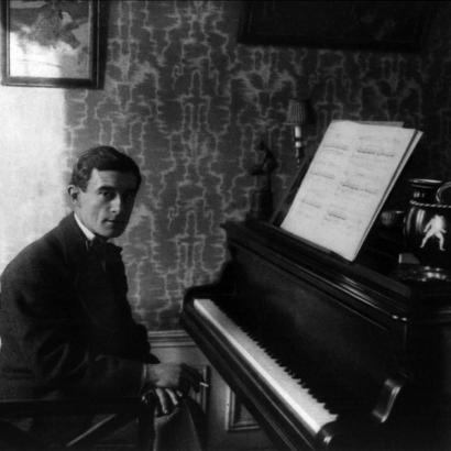ravel at piano
